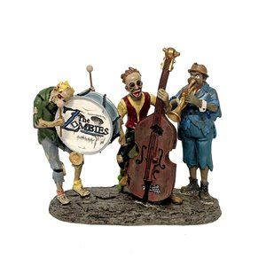 The Zombies Department 56 Figurine